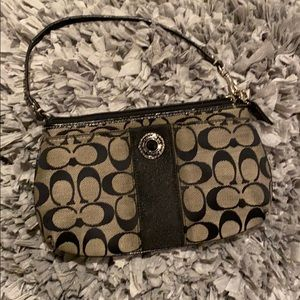 Coach Signature Mini Purse